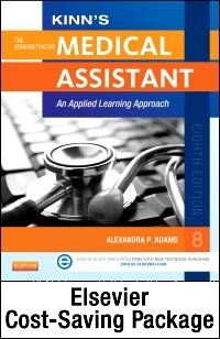 Cover of the book Kinn's The Administrative Medical Assistant with ICD-10 Supplement