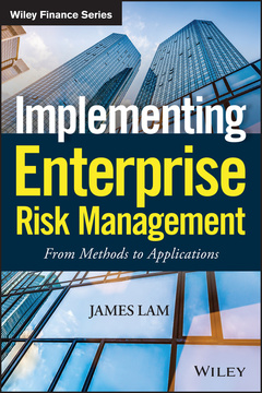 Cover of the book Enterprise Risk Management