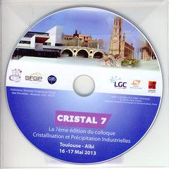 Couverture de l'ouvrage CRISTAL 7