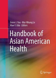 Couverture de l'ouvrage Handbook of asian american health