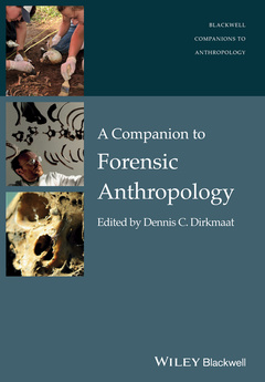 Cover of the book A Companion to Forensic Anthropology