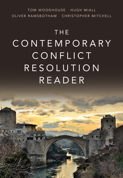 Couverture de l'ouvrage The Contemporary Conflict Resolution Reader