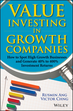 Cover of the book Value Investing in Growth Companies