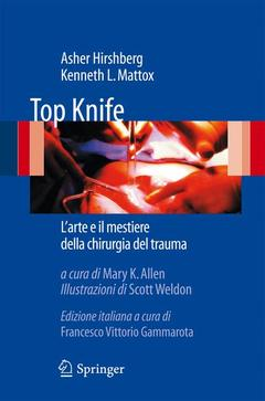 Cover of the book Top Knife