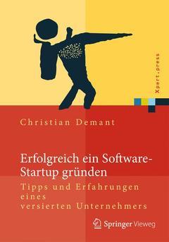Couverture de l'ouvrage Erfolgreich ein Software-Startup gründen