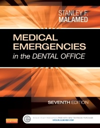 Couverture de l'ouvrage Medical Emergencies in the Dental Office