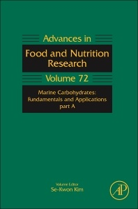 Cover of the book Marine Carbohydrates: Fundamentals and Applications, Part A