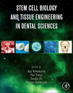 Couverture de l'ouvrage Stem Cell Biology and Tissue Engineering in Dental Sciences