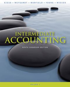 Cover of the book Intermediate Accounting