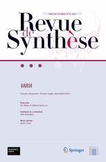 Couverture de l'ouvrage Varia
