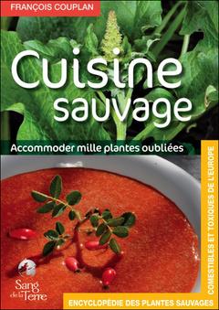Couverture de l'ouvrage Cuisine sauvage