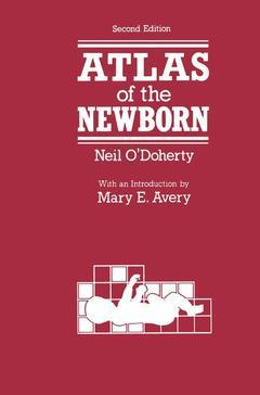 Couverture de l'ouvrage Atlas of the newborn