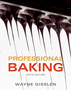 Couverture de l'ouvrage Professional Baking 6th Edition with Professional Baking Method Card Package Set