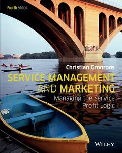 Couverture de l'ouvrage Service Management and Marketing