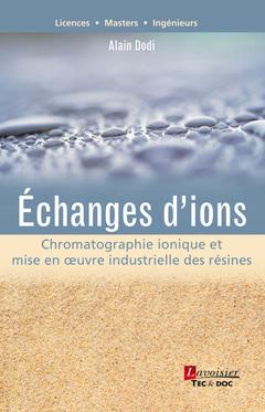 Couverture de l'ouvrage Échanges d'ions