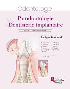 Couverture de l'ouvrage Parodontologie & dentisterie implantaire