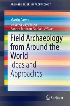 Cover of the book Field Archaeology from Around the World