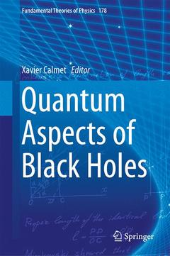 Cover of the book Quantum Aspects of Black Holes