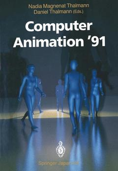 Cover of the book Computer Animation '91