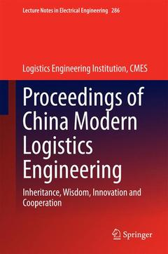Couverture de l'ouvrage Proceedings of China Modern Logistics Engineering