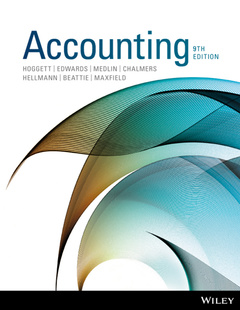Cover of the book Accounting