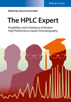 Cover of the book The HPLC Expert