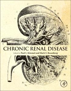 Couverture de l'ouvrage Chronic Renal Disease
