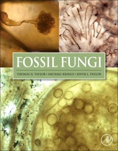 Cover of the book Fossil Fungi
