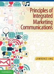 Couverture de l'ouvrage Principles of Integrated Marketing Communications