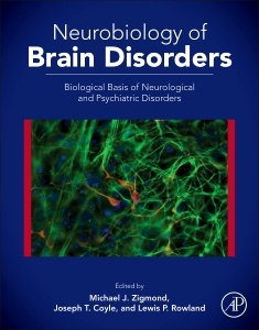 Couverture de l'ouvrage Neurobiology of Brain Disorders