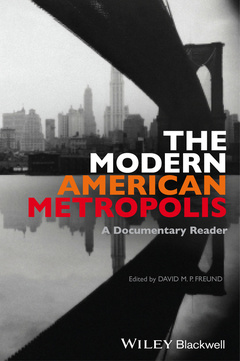 Cover of the book The Modern American Metropolis