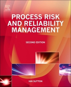 Cover of the book Process Risk and Reliability Management