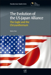 Cover of the book The Evolution of the US-Japan Alliance