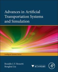 Couverture de l'ouvrage Advances in Artificial Transportation Systems and Simulation