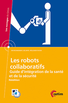 Couverture de l'ouvrage Les robots collaboratifs (3C77)
