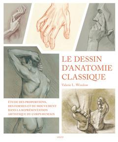 Couverture de l'ouvrage Le dessin d'anatomie classique