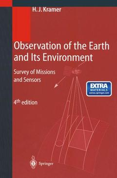 Cover of the book Observation of the earth and its enviroment, survey of missions and sensors (with CD ROM, Windows/Macintosh version)