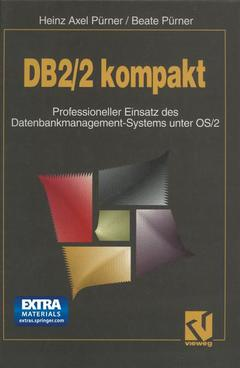 Couverture de l'ouvrage DB2/2 kompakt