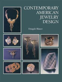 Couverture de l'ouvrage Contemporary American Jewelry Design
