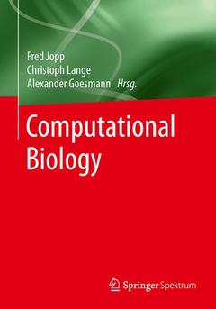 Cover of the book Computational Biology