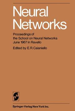 Couverture de l'ouvrage Neural Networks