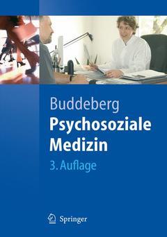 Couverture de l'ouvrage Psychosoziale medizin (3rd ed )