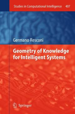 Couverture de l'ouvrage Geometry of Knowledge for Intelligent Systems