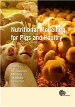 Couverture de l'ouvrage Nutritional Modelling for Pigs and Poultry