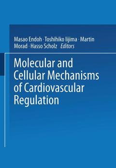Couverture de l'ouvrage Molecular and Cellular Mechanisms of Cardiovascular Regulation