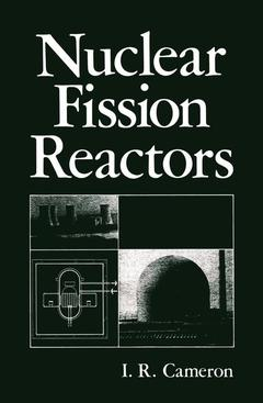 Cover of the book Nuclear fission reactors