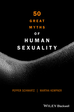 Cover of the book 50 Great Myths of Human Sexuality