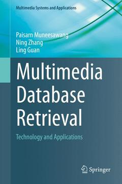 Cover of the book Multimedia Database Retrieval