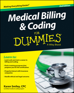 Cover of the book Medical Billing & Coding For Dummies®