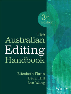 Cover of the book The Australian Editing Handbook
